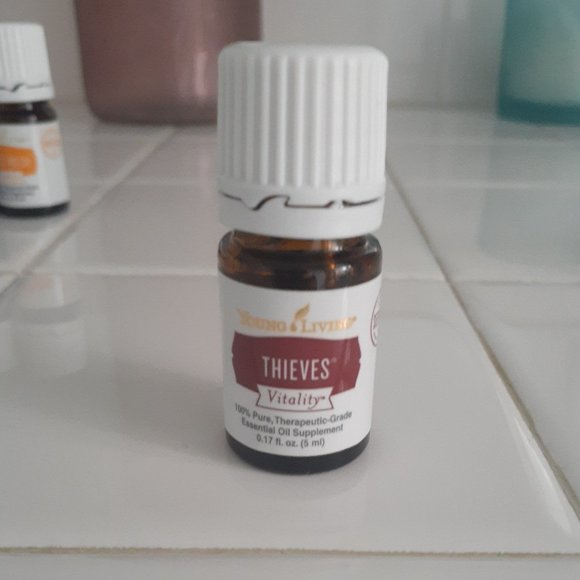 brand new thieves essential oil